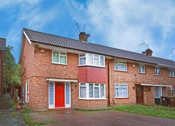 3 bed end terrace house for sale in Black Boy Wood, Bricket Wood, St. Albans, Hertfordshire AL2
