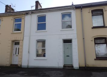 3 bed terraced house for sale in Danlan Road, Pembrey, Burry Port SA16