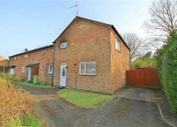 Thumbnail 3 bed end terrace house for sale in Florin Close, Pennyland, Milton Keynes