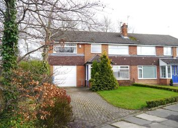 Thumbnail 4 bed semi-detached house to rent in Ladywell Way, Ponteland, Newcastle Upon Tyne