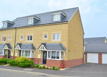 Thumbnail 4 bed end terrace house for sale in Evercreech, Somerset