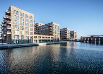 Thumbnail 3 bed flat for sale in Shakleton Way, Royal Albert Wharf, London