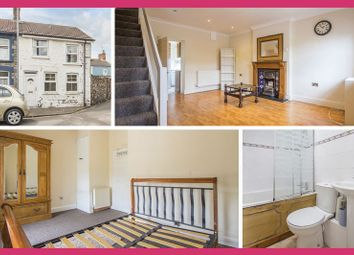 Thumbnail 2 bed end terrace house for sale in Gwendoline Place, Cardiff