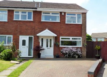 Thumbnail 3 bed semi-detached house for sale in Moat Farm Drive, Birmingham