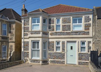 Thumbnail 4 bed detached house for sale in Triangle West, Oldfield Park, Bath