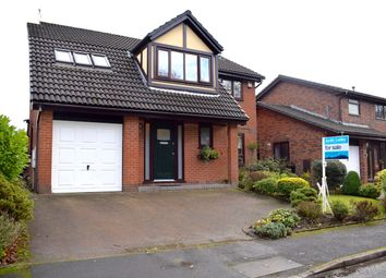 Thumbnail 5 bed detached house for sale in Haigh Hall Close, Ramsbottom