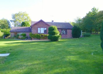 Thumbnail 3 bed detached bungalow for sale in Halesworth Road, Wissett, Halesworth