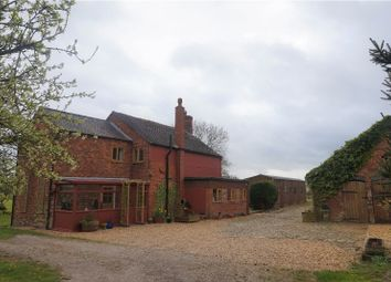 Thumbnail 4 bed detached house for sale in Ossage Lane, Whitchurch