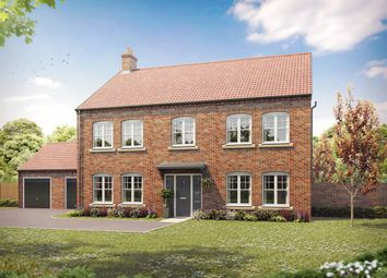 """5 bed detached house for sale in """"The Harewood"""" at Bishopdale Way, Fulford, York YO19"""