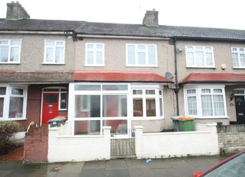 Thumbnail 3 bedroom terraced house for sale in Flanders Road, East Ham, London