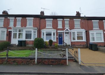 Thumbnail 2 bedroom terraced house to rent in Turner Rd, Chapelfields, Coventry