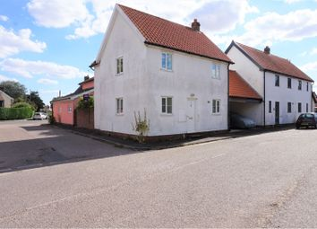 Thumbnail 3 bed link-detached house for sale in Old Market Street, Mendlesham, Stowmarket