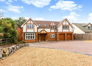 Thumbnail 5 bed detached house for sale in Nine Mile Ride, Finchampstead, Wokingham
