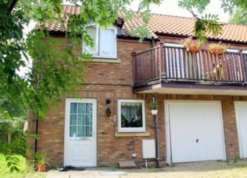 Thumbnail 1 bed terraced house to rent in Park Avenue, New Earswick, York