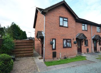 Thumbnail 2 bed end terrace house to rent in Portland Drive, Market Drayton