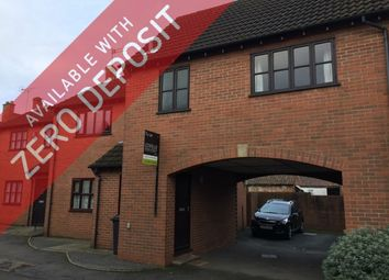 Thumbnail 1 bedroom flat to rent in Royal Oak Court, Louth