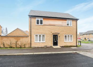 Thumbnail 3 bed detached house for sale in Wheatstone Road, Huntingdon