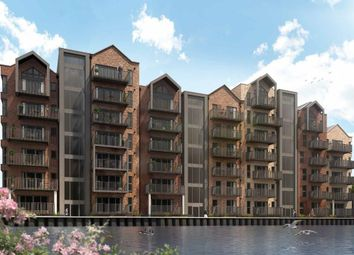 Thumbnail 1 bedroom flat for sale in Rivermill Lofts, The Stamford, Abbey Road, Barking, Essex