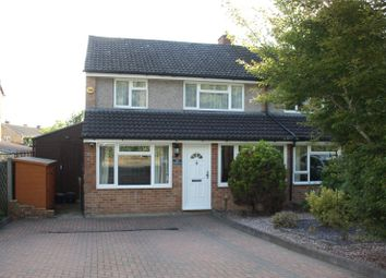 Thumbnail 3 bed semi-detached house for sale in Blounts Court Road, Sonning Common, Oxfordshire