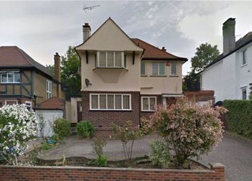 Thumbnail 4 bedroom detached house to rent in The Crossways, Wembley