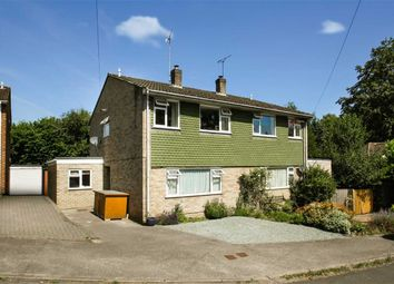 Thumbnail 3 bed semi-detached house for sale in Weylands Close, Liphook, Hampshire