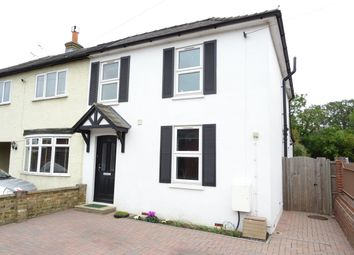 Thumbnail 3 bed semi-detached house for sale in Common Lane, New Haw