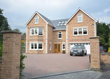 Thumbnail 8 bed detached house for sale in Freeman Way, Emerson Park, Hornchurch, Essex
