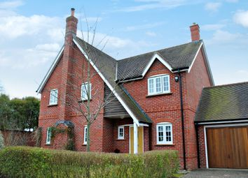 Thumbnail 2 bed semi-detached house for sale in Cobbett's View, Burghclere, Newbury