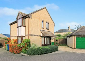 Thumbnail 3 bedroom detached house for sale in Pegler Court, Willingham, Cambridge