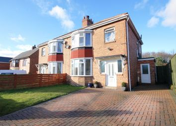 Thumbnail 3 bed semi-detached house for sale in Highfield, Birtley, Chester Le Street