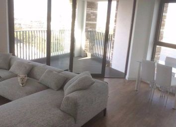 Thumbnail 2 bed flat to rent in Bramwell Way, Canary Wharf