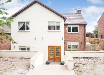 Thumbnail 6 bed detached house for sale in Hillfield, Frodsham