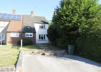 2 bed semi-detached house for sale in Salesbury Drive, Billericay CM11