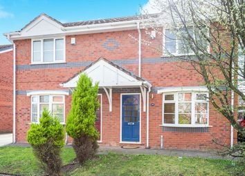 Thumbnail 3 bedroom semi-detached house for sale in Calderwood Park, Liverpool