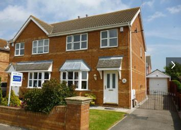 Thumbnail 3 bed semi-detached house to rent in Cleeve Road, Hedon, Hull