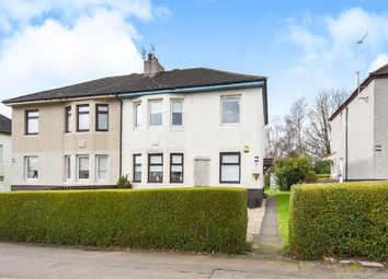 Thumbnail 1 bed flat for sale in Crags Road, Paisley