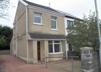Thumbnail 2 bed semi-detached house for sale in Mynydd Newydd Road, Penlan, Swansea