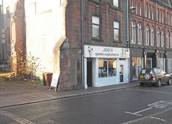 Thumbnail Retail premises for sale in Queensberry Street, Dumfries
