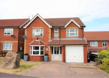 Thumbnail 4 bed detached house for sale in Feyzin Drive, Barton-Upon-Humber