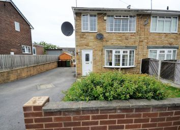 Thumbnail 3 bed semi-detached house for sale in 22 Elmwood Drive, Wakefield