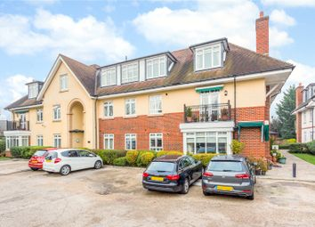 Thumbnail 3 bed flat for sale in Claremont Place, Church Road, Esher, Surrey