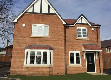 Thumbnail 3 bed semi-detached house for sale in Goodsmoor Road, Sinfin, Derby