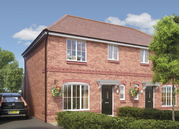 Thumbnail 3 bedroom mews house for sale in Cromwell Road, Ellesmere Port