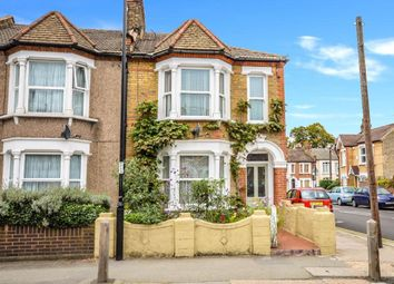 Thumbnail 3 bed semi-detached house for sale in Leahurst Road, London