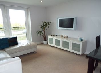 Thumbnail 1 bed flat to rent in Hartland House, Prospect Place, Cardiff