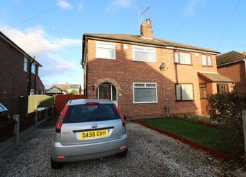 Thumbnail 3 bed semi-detached house for sale in Woodbank Road, Whitby, Ellesmere Port