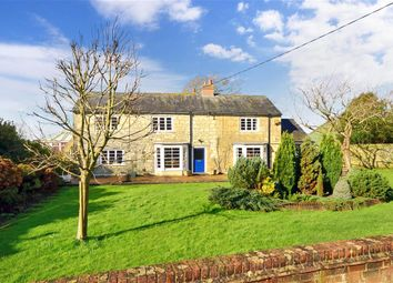 Thumbnail 4 bed detached house for sale in Winford Road, Winford, Sandown, Isle Of Wight