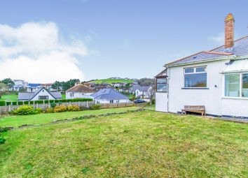 Thumbnail 3 bed detached bungalow for sale in The Parade, Barry