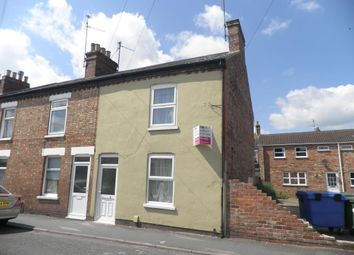 Thumbnail 2 bedroom end terrace house for sale in Ramnoth Road, Wisbech