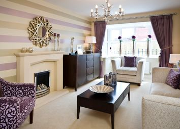 Thumbnail 4 bed detached house for sale in The Bramhall, Newcastle Road, Arclid, Cheshire